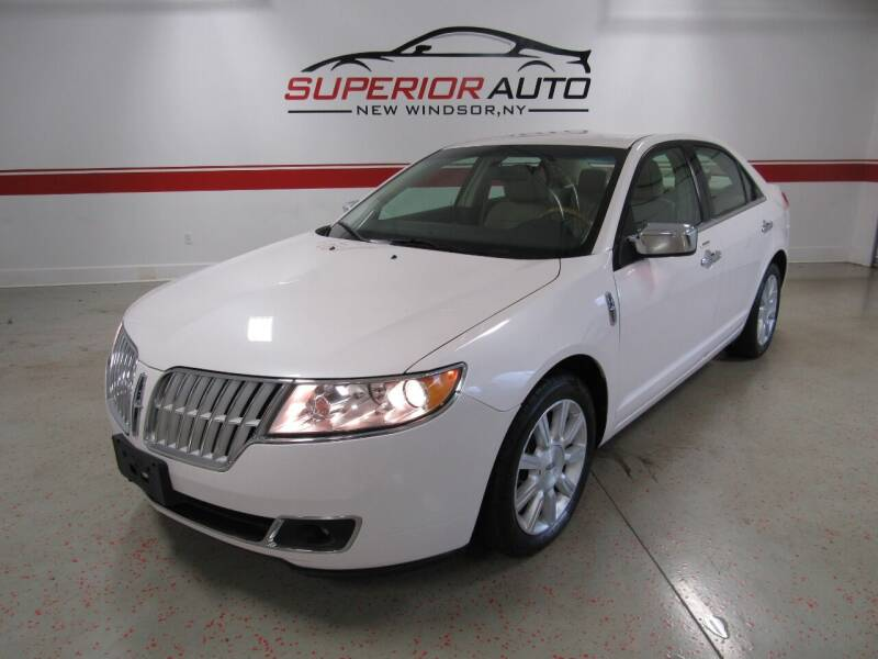 2010 Lincoln MKZ for sale at Superior Auto Sales in New Windsor NY