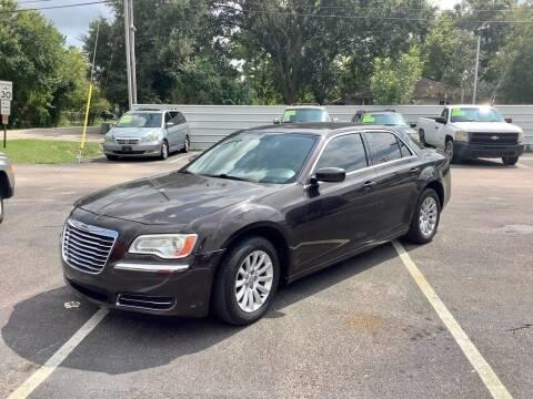 2012 Chrysler 300 for sale at Auto Plan in La Porte TX