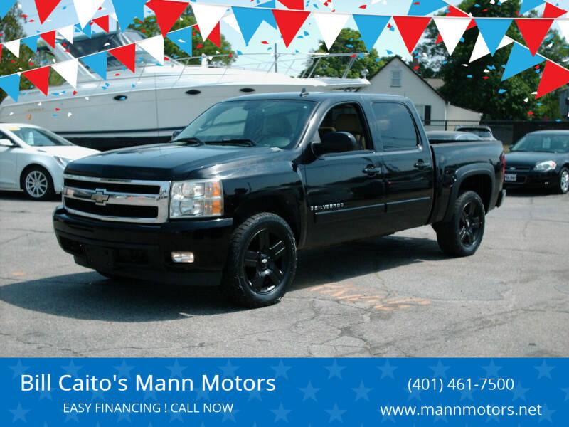 2007 Chevrolet Silverado 1500 for sale at Bill Caito's Mann Motors in Warwick RI