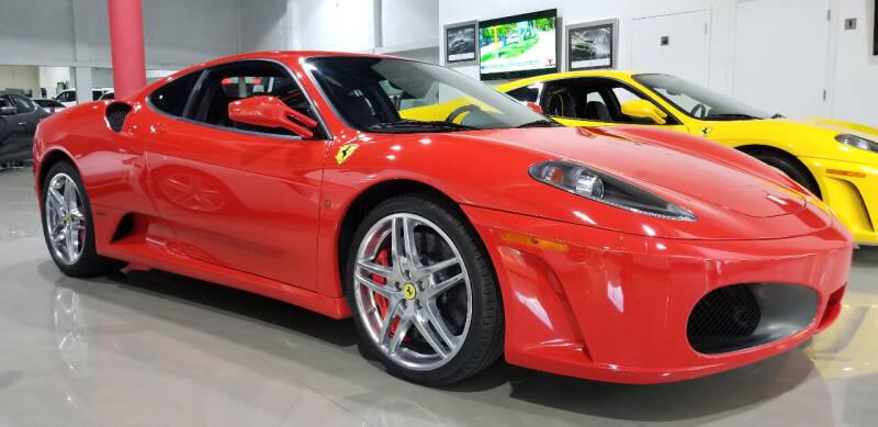2007 Ferrari 430 Scuderia