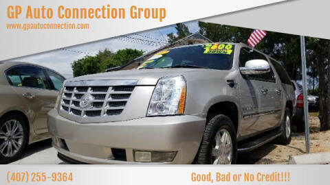 2008 Cadillac Escalade ESV for sale at GP Auto Connection Group in Haines City FL