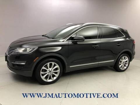2015 Lincoln MKC for sale at J & M Automotive in Naugatuck CT