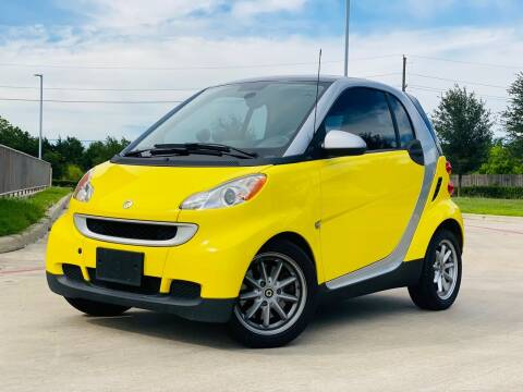2008 Smart fortwo for sale at AUTO DIRECT in Houston TX