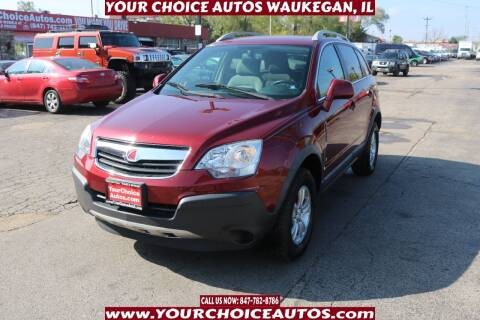 2008 Saturn Vue for sale at Your Choice Autos - Waukegan in Waukegan IL