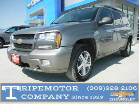 2006 Chevrolet TrailBlazer EXT for sale at Tripe Motor Company in Alma NE