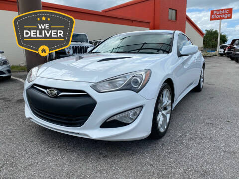 2014 Hyundai Genesis Coupe for sale at JC AUTO MARKET in Winter Park FL