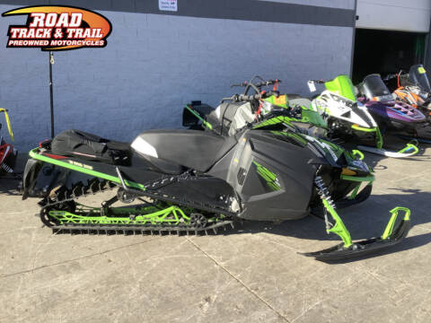 2019 Arctic Cat M 6000 SE ES 153 for sale at Road Track and Trail in Big Bend WI