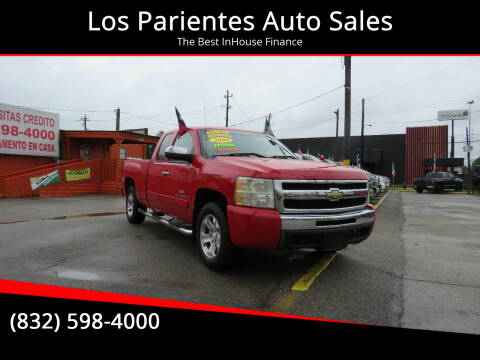 2009 Chevrolet Silverado 1500 for sale at Los Parientes Auto Sales in Houston TX