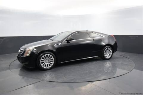 2014 Cadillac CTS for sale at BOB HART CHEVROLET in Vinita OK