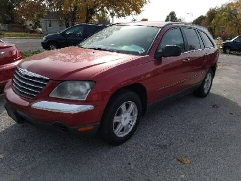 2006 Chrysler Pacifica for sale at Marti Motors Inc in Madison IL