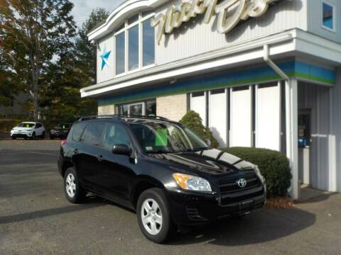 2012 Toyota RAV4 for sale at Nicky D's in Easthampton MA