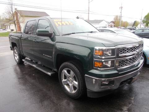 2014 Chevrolet Silverado 1500 for sale at Dansville Radiator in Dansville NY