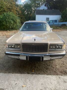 1989 Mercury Grand Marquis for sale at V & R Auto Group LLC in Wauregan CT