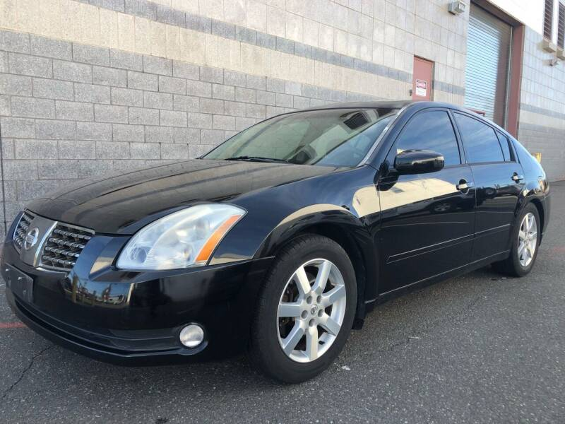 2005 Nissan Maxima for sale at Autos Under 5000 + JR Transporting in Island Park NY