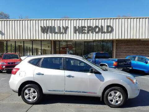 2013 Nissan Rogue for sale at Willy Herold Automotive in Columbus GA