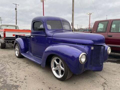 1948 International KB-1 for sale at FIREBALL MOTORS LLC in Lowellville OH