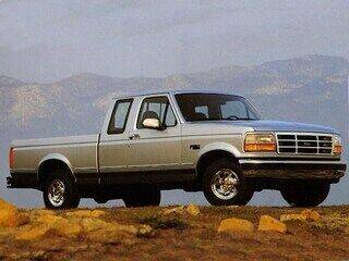 1993 Ford F-150 for sale at Show Low Ford in Show Low AZ