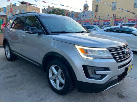2016 Ford Explorer for sale at Elite Automall Inc in Ridgewood NY