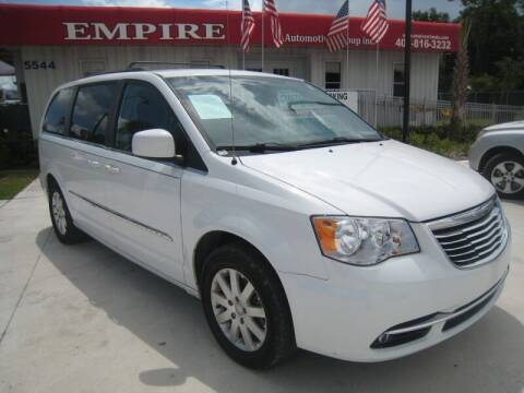 2016 Chrysler Town and Country for sale at Empire Automotive Group Inc. in Orlando FL
