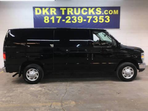 2013 Ford E-Series Cargo for sale at DKR Trucks in Arlington TX