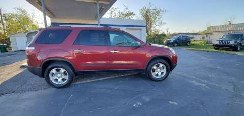 2011 GMC Acadia for sale at Bill Bailey's Affordable Auto Sales in Lake Charles LA