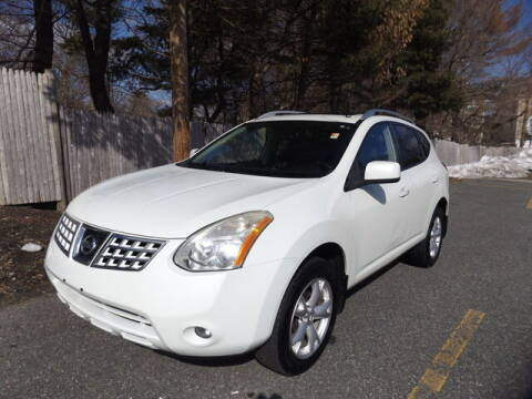 2009 Nissan Rogue for sale at Wayland Automotive in Wayland MA