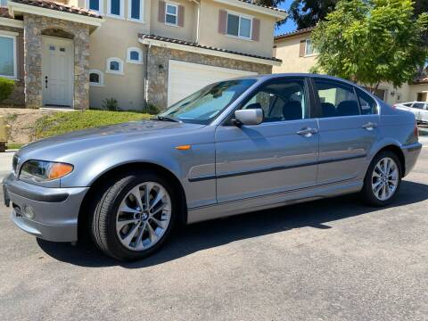 2005 BMW 3 Series for sale at CALIFORNIA AUTO GROUP in San Diego CA