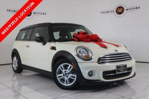 2013 MINI Clubman for sale at INDY'S UNLIMITED MOTORS - UNLIMITED MOTORS in Westfield IN