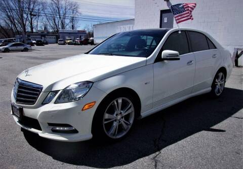 2012 Mercedes-Benz E-Class for sale at Top Line Import in Haverhill MA