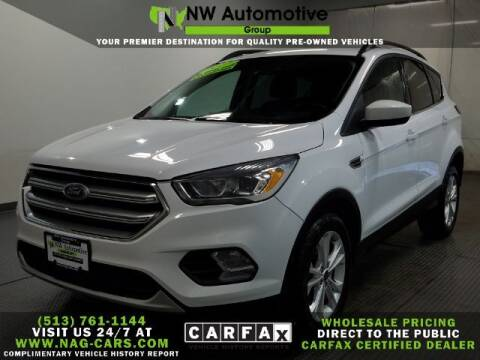 2017 Ford Escape for sale at NW Automotive Group in Cincinnati OH