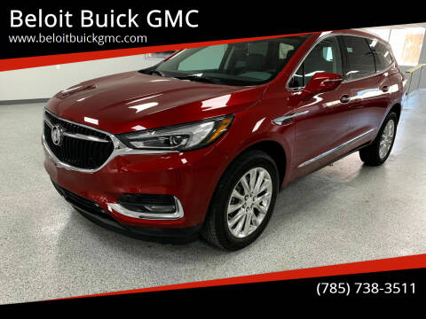 2020 Buick Enclave for sale at Beloit Buick GMC in Beloit KS