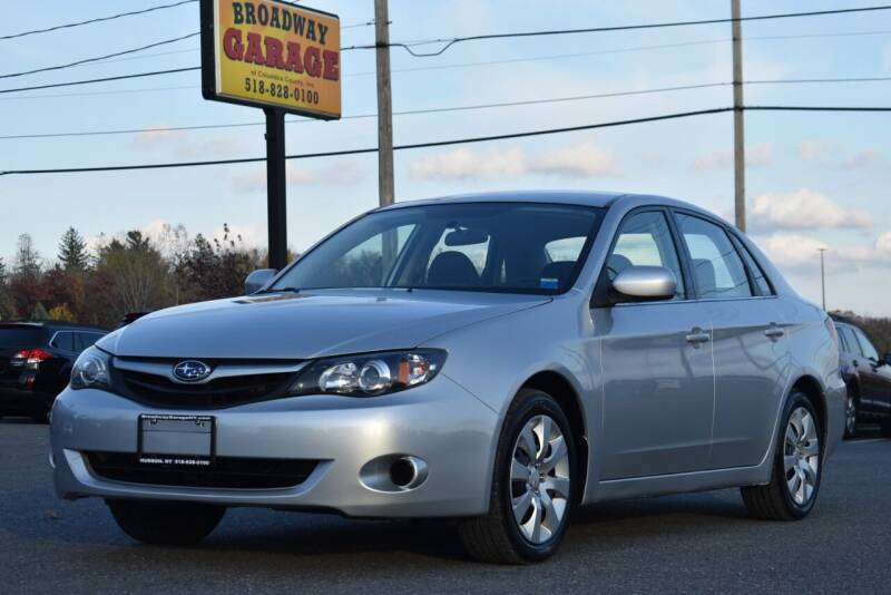 2011 Subaru Impreza for sale at Broadway Garage of Columbia County Inc. in Hudson NY