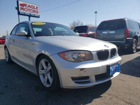 2009 BMW 1 Series for sale at Eagle Motors in Hamilton OH