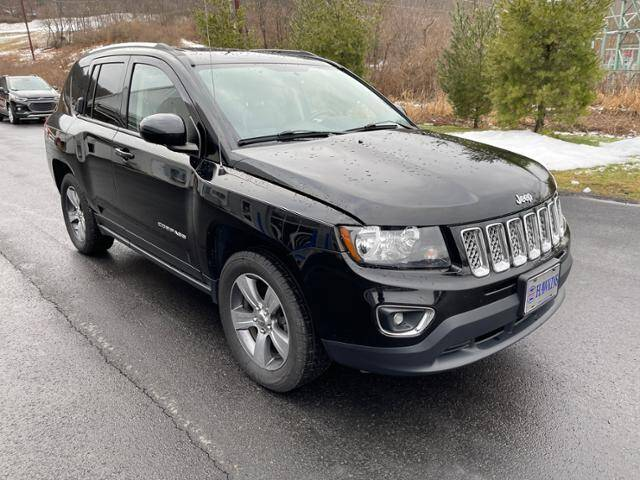2017 Jeep Compass for sale at Hawkins Chevrolet in Danville PA