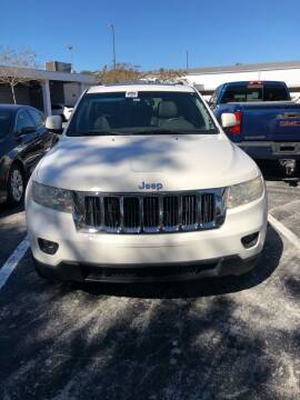 2011 Jeep Grand Cherokee for sale at North American Fleet Sales in Largo FL
