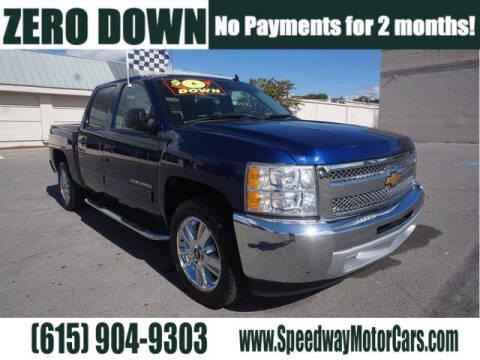 2013 Chevrolet Silverado 1500 for sale at Speedway Motors in Murfreesboro TN
