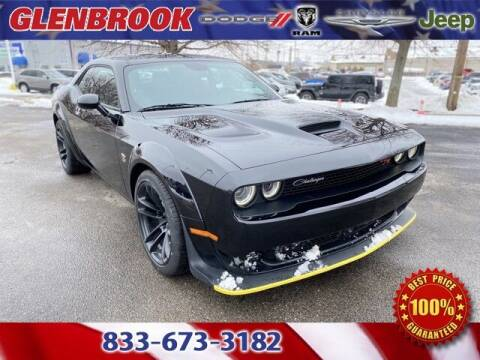 2021 Dodge Challenger for sale at Glenbrook Dodge Chrysler Jeep Ram and Fiat in Fort Wayne IN