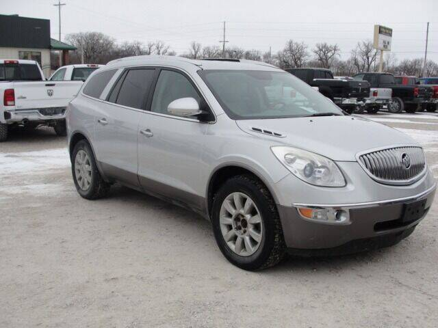 2011 Buick Enclave for sale at Frieling Auto Sales in Manhattan KS