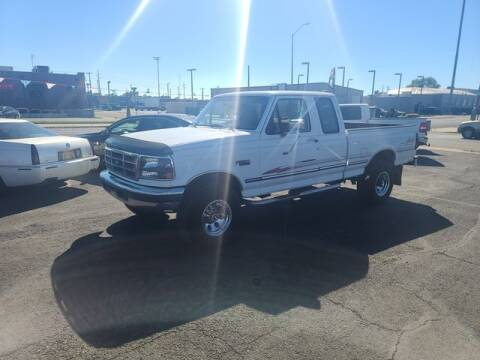 1997 Ford F-250 for sale at Cars 4 Idaho in Twin Falls ID