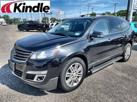 2015 Chevrolet Traverse for sale at Kindle Auto Plaza in Cape May Court House NJ