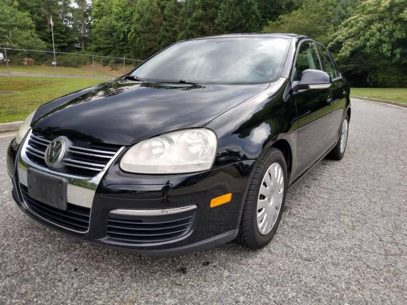 2008 Volkswagen Jetta for sale at Final Auto in Alpharetta GA