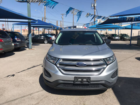 2016 Ford Edge for sale at Autos Montes in Socorro TX