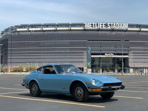 1974 Datsun 240Z for sale at SILVER ARROW AUTO SALES CORPORATION in Newark NJ