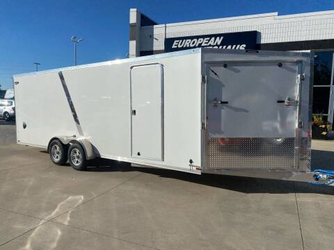 2022 Lightning 7 X 27 for sale at EUROPEAN AUTOHAUS in Holland MI