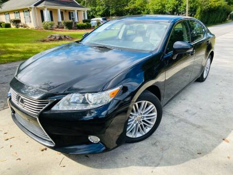 2014 Lexus ES 350 for sale at Cobb Luxury Cars in Marietta GA
