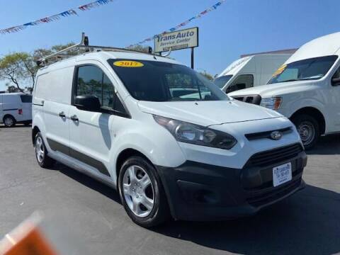 2017 Ford Transit Connect Cargo for sale at Auto Wholesale Company in Santa Ana CA