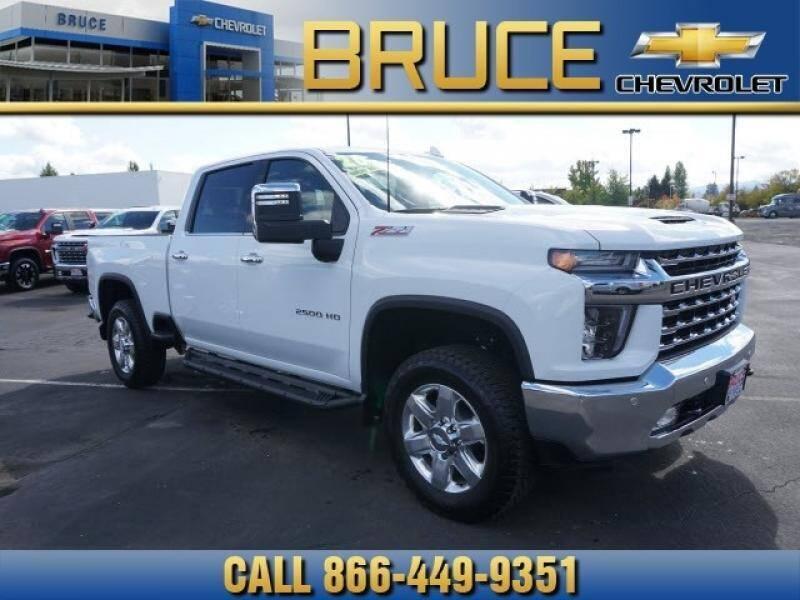 2020 Chevrolet Silverado 2500HD for sale at Medium Duty Trucks at Bruce Chevrolet in Hillsboro OR