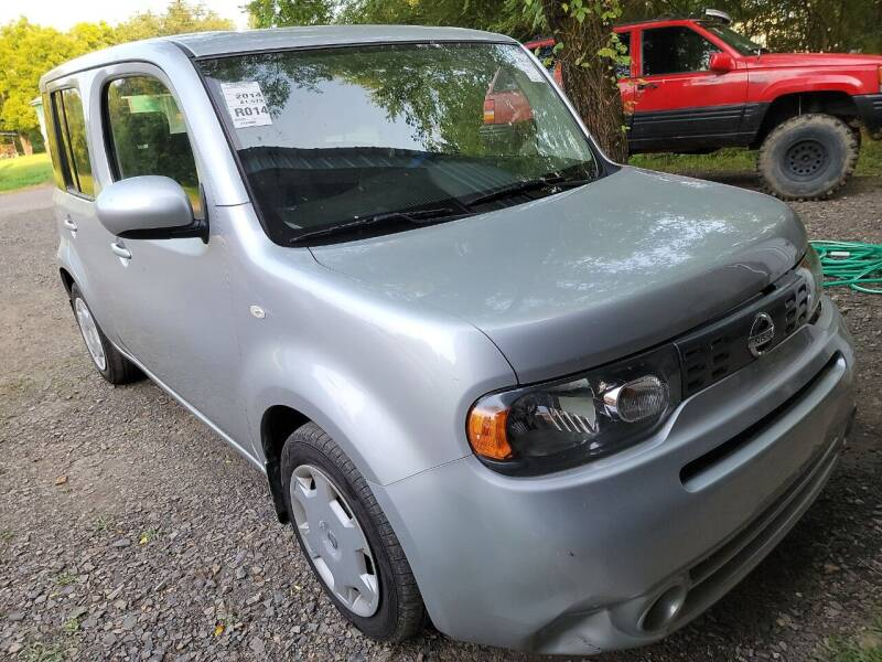 2014 Nissan cube for sale at Shelton & Son Auto Sales L.L.C in Dover AR
