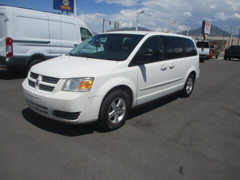 2009 Dodge Grand Caravan for sale at Major Car Inc in Murray UT