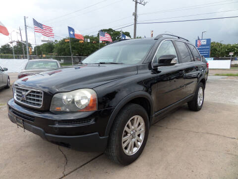 2008 Volvo XC90 for sale at West End Motors Inc in Houston TX